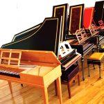Klavikord ve Klavsenler Toplu halde