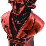 Beethoven Büst bronz